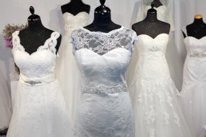 Enjoy bridal fashions and a pop-up bridal bourique